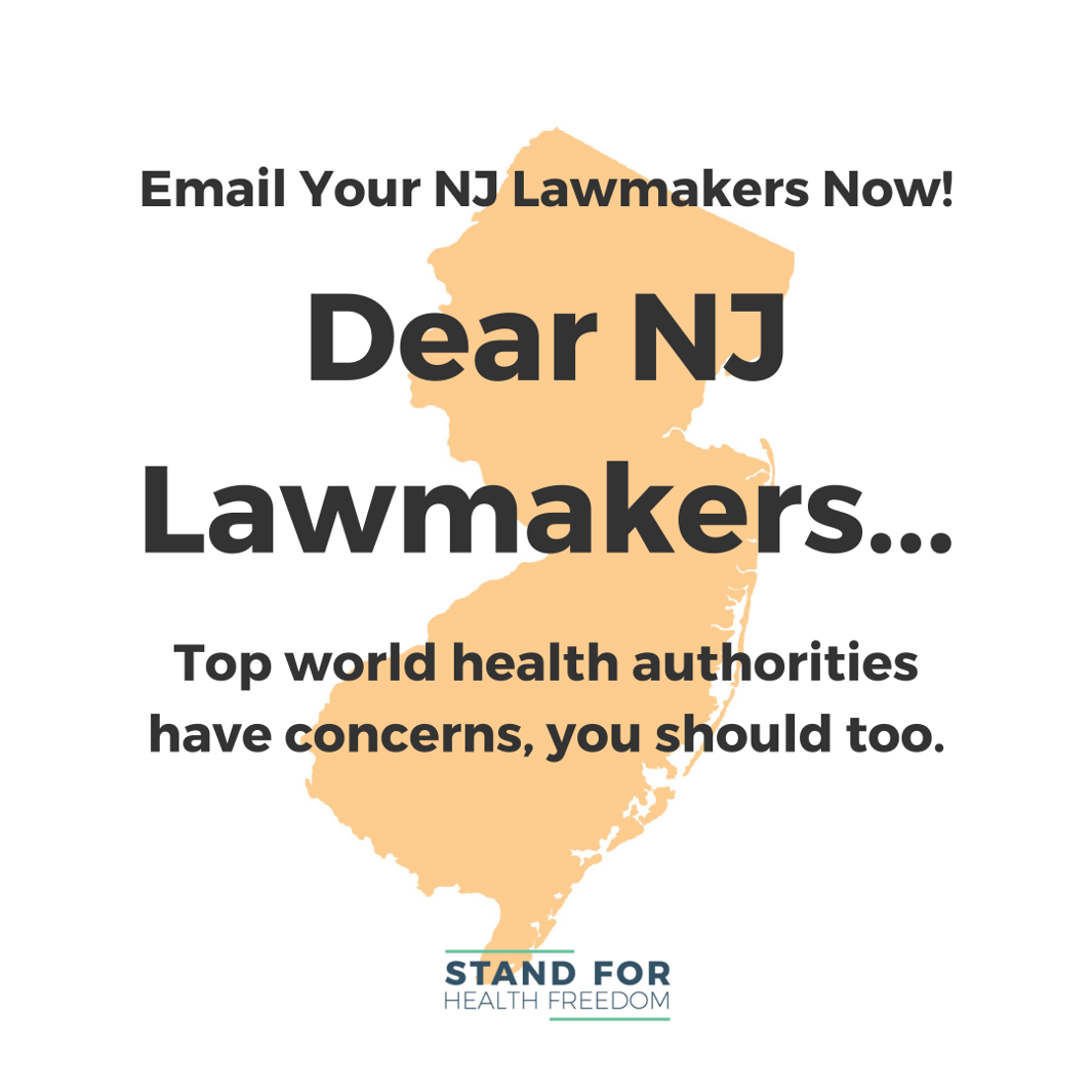 Act Now NJ: Ask Your Lawmakers to Please Pause and Protect New Jersey Children
