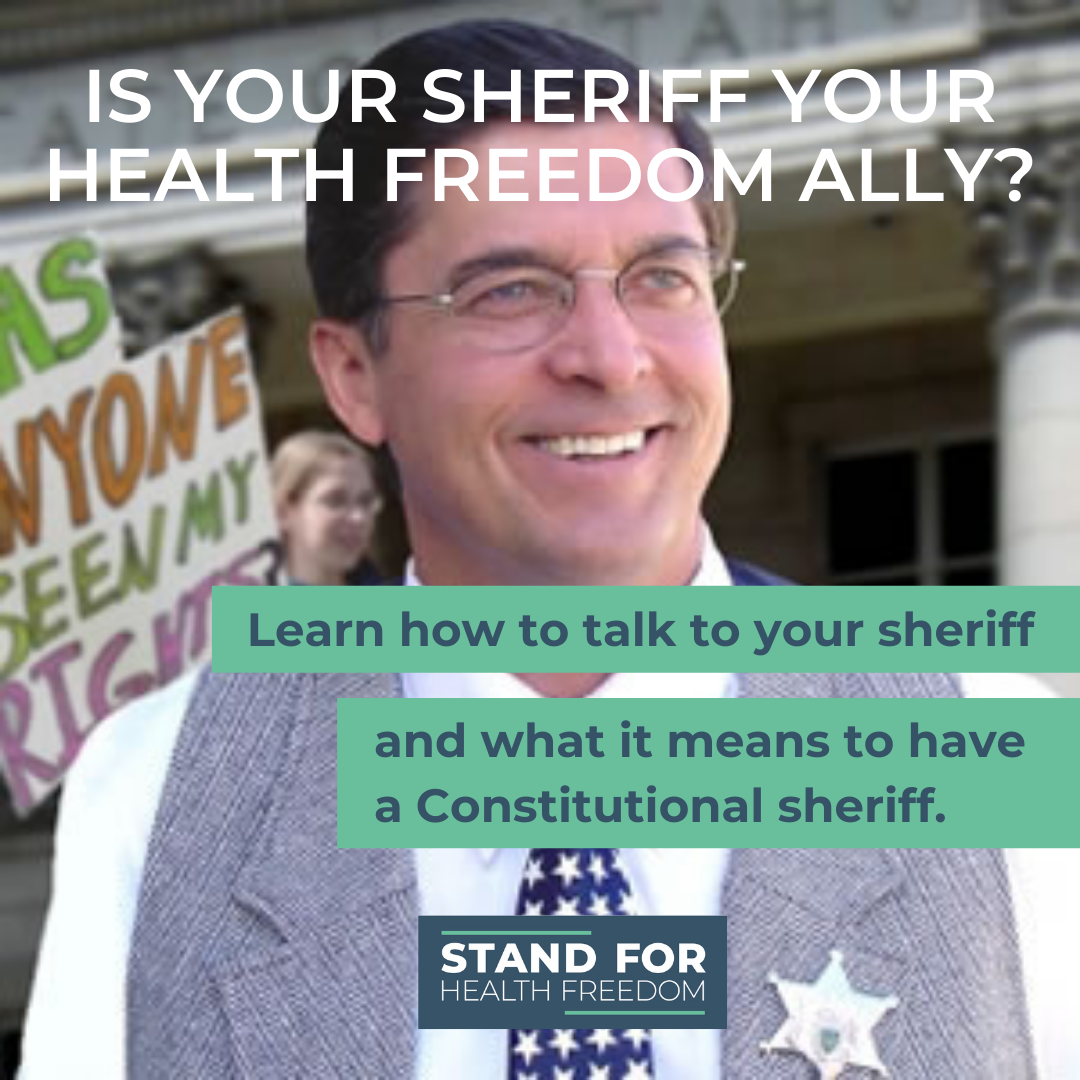 Do You Have a Constitutional County Sheriff?