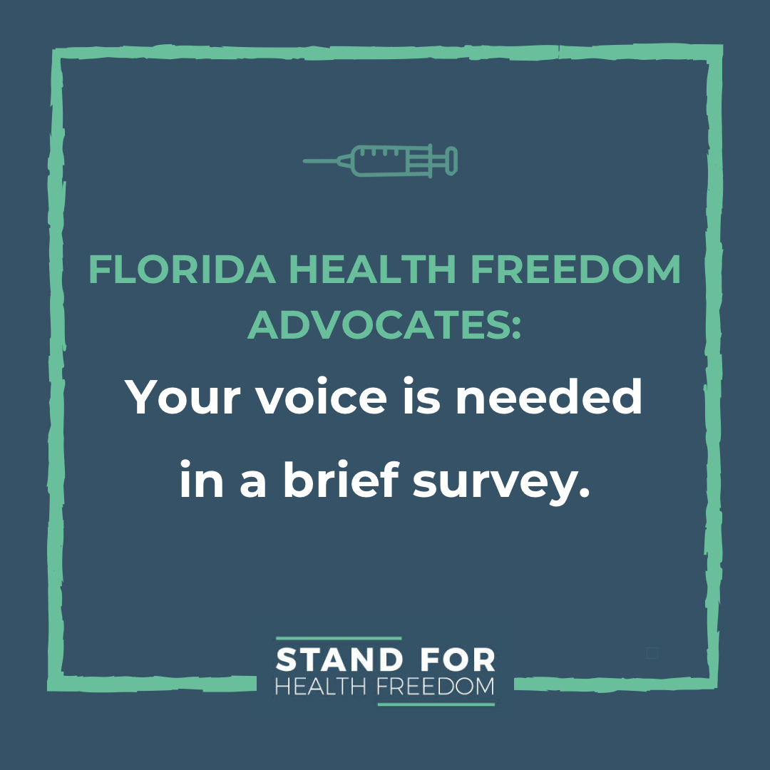 Florida Department of Health Continues Putting Up Barriers to Parental Rights