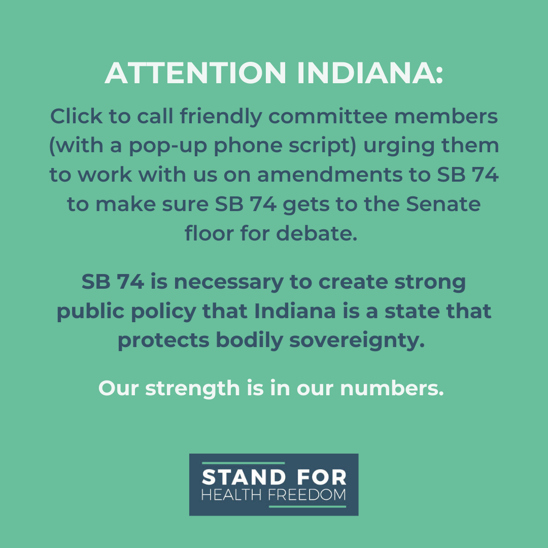 ALERT: SB74 needs your voice today; make these 8 calls!