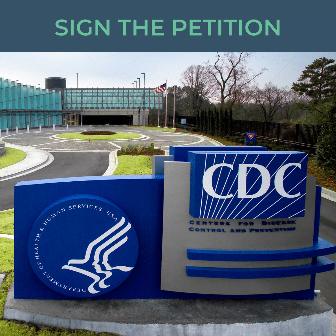 Act Now: Sign Our Petition To Convene a Special Grand Jury To Investigate the CDC's Conduct During COVID-19.