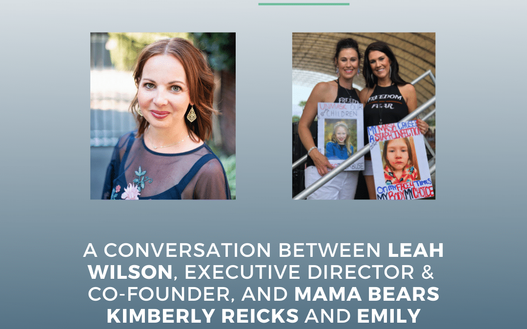"""Two """"Mama Bears"""" from Iowa Led the Charge for Change to Put Kids First"""