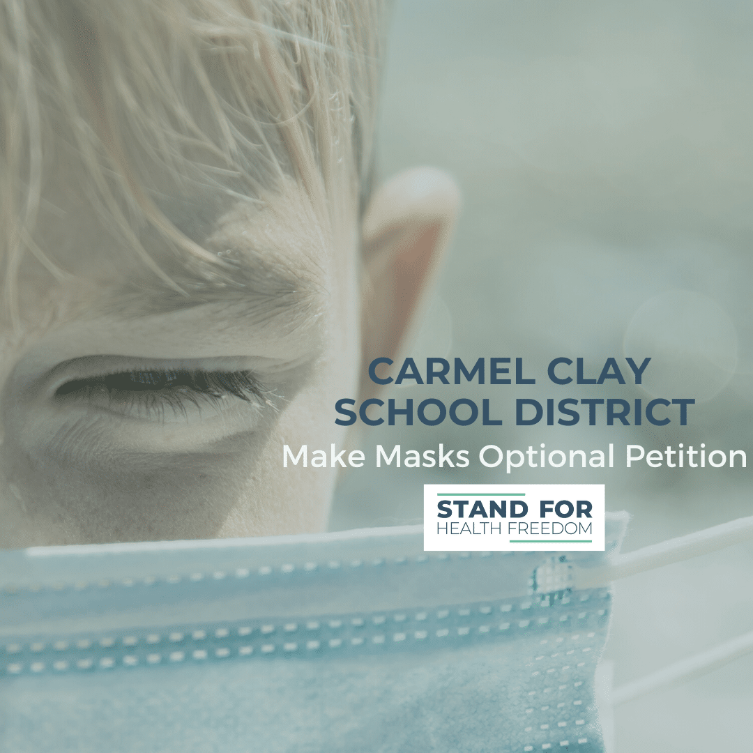 Carmel Clay School District Mask Optional Petition