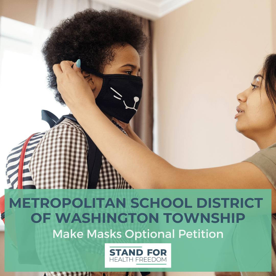 Metropolitan School District of Washington Township Petition