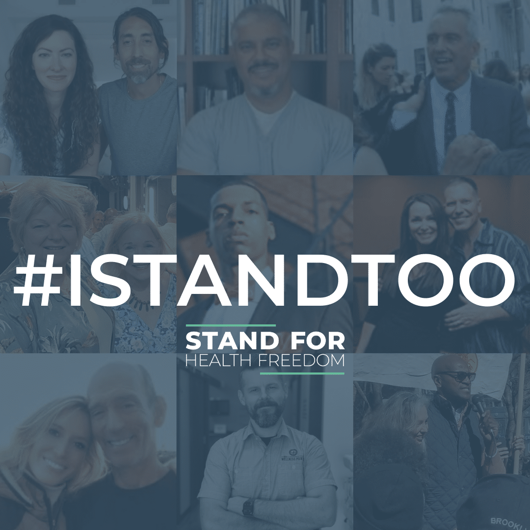 I stand with Sayer and all Advocates in the informed consent movement. | #ISTANDTOO