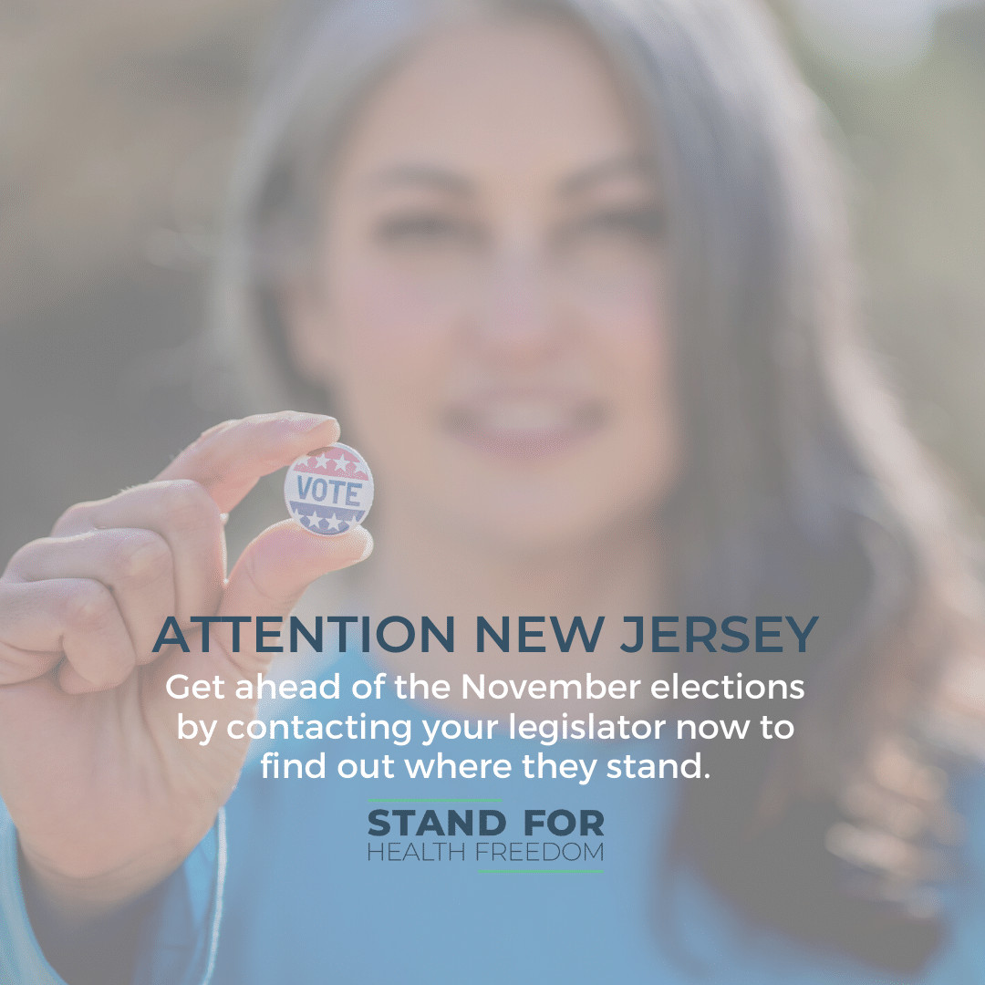 New Jersey, choose your legislators wisely this November!